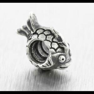 Authentic Pandora fish charm